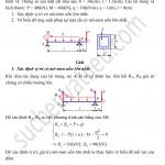 Bài 13 – Uốn phẳng – Bài toán ứng suất