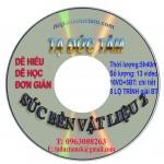 DVD Sức bền vật liệu 2 – Tạ Đức Tâm